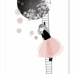 affiche-lune-rose-noir-fille-chambre-bebe-enfant-lilipinso-P0134-IMG01