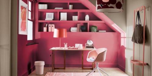 colore-pareti-cameretta-ragazza-rosa