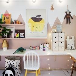 Angolo studio montagne via Pinterest