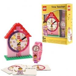 Lego time teacher rosa