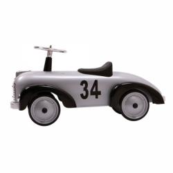 automobile-speedster-grigio-argento
