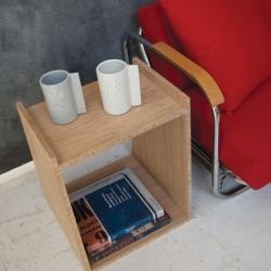 Stoble Bamboo tavolino portariviste
